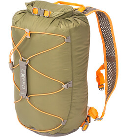 Exped Cloudburst 15 Backpack dark olive